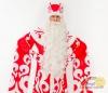 Костюм Дед Мороз Царский