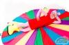 Реквизит для игр Парашют разноцветный
