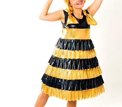 Костюм Пчелка летний